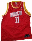 Houston+Rockets+#11+Yao+Ming+NBA+Basket+linne:+XL