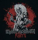 Iron+Maiden+Killers+T-Shirt:+L