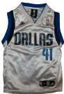 Dallas+Mavericks+#41+Nowitzki+NBA+Basket+linne:+6-8år