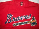 Atlanta Braves Rookie Minor Team MATCHANVÄND tröja MLB #64: XL-XXL