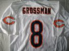 Chicago Bears #8 Grossman NFL Football tröja: L