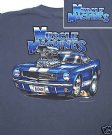 Ford Mustang GT-350 T-Shirt Shelby Muscle Machines: Large