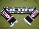 Fulham Halsduk Black & White Army