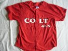 Houston Colt 45´s (Astros) MLB Baseball skjorta: XL