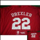 Houston Rockets #22 Clyde Drexler T-Shirt NBA: XL