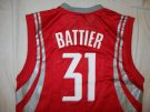 Houston Rockets #31 Battier NBA Basket linne: M+