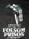 Johnny Cash T-Shirt Folsom Prison: L