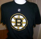 Boston+Bruins+#30+Tim+Thomas+NHL+T-Shirt:+XL