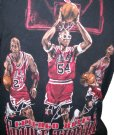Chicago+Bulls+Triple+Threat+NBA+Basket+T-Shirt:+XL