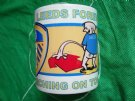Leeds United MUGG Piss on...