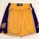 LA+Lakers+Shorts+TEAM+ISSUE+NBA+Basket:+XL