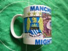 Manchester City FC: KOPP MUGG: Eastlands