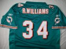 Miami Dolphins #34 R.Williams NFL On-Field PRO tröja: M