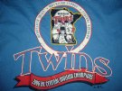 Minnesota Twins  American League Champions tröja MLB Baseball: M