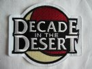 Phoenix Coyotes Decade in the Desert patch