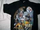 Pittsburgh Steelers #10 Stewart NFL Football T-Shirt: L