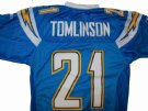 San Diego Chargers #21 Tomlinson Limited Ed. NFL On-Field tröja: S