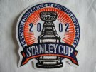 Stanley Cup 2002 Finals patch