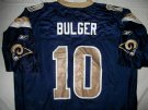 St.Louis Rams #10 Bulger NFL On-Field tröja: XL