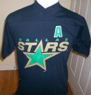Dallas+Stars+#9+Modano+NHL+Hockey+T-Shirt:+M
