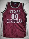 Texas Christian #00 Basket linne: L
