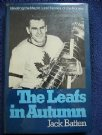 Toronto Maple Leafs: The Leafs in Autumn 1975