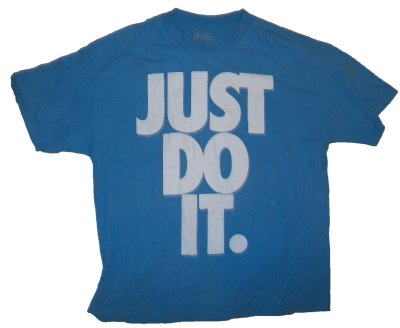 Nike+Just+do+it+T-Shirt:+XL