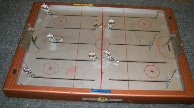Hockeyspel+Bordshockey+Tumba-Hockey+Stiga