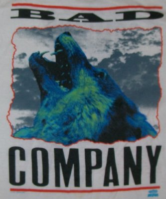 Bad Company Holy Water Tour