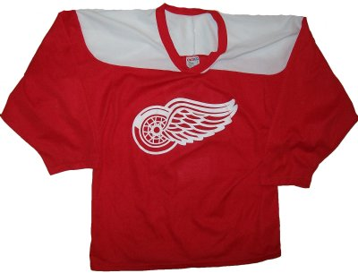 Detroit+Red+Wings+#7+NHL+Practise+tröja:+S