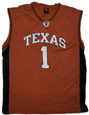 Texas+Longhorns+#1+Matchlinne+NCAA+Basket:+XL