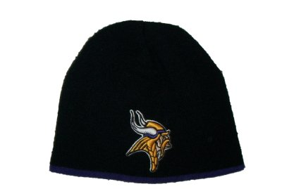 Minnesota+Vikings+Beanie+mössa+NFL+On-Field