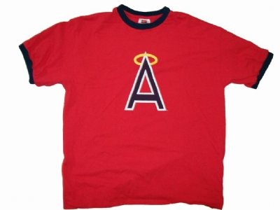 Anaheim California Angels MLB Baseball T-Shirt: XL
