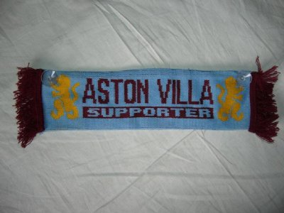Aston Villa Mini Halsduk