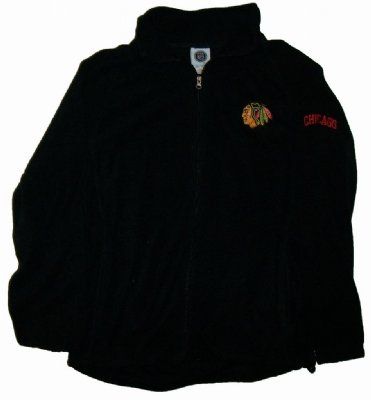 Chicago Blackhawks Fleece tröja NHL: M