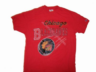 Chicago Blackhawks vintage NHL T-Shirt: L