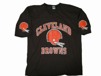Cleveland Browns NFL Football Vintage tröja: XL