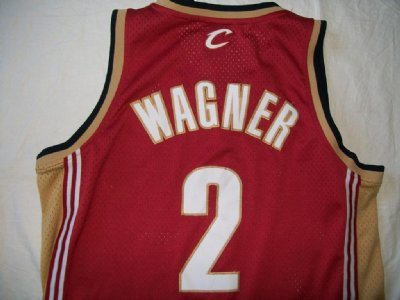 Cleveland Cavaliers #2 Wagner NBA Basket linne PRO: L