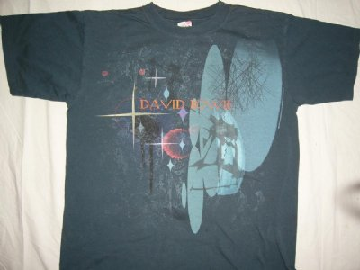 David Bowie T-Shirt: M