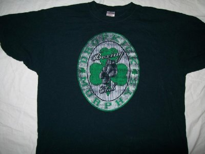 "Dropkick Murphys ""Boxing"" T-Shirt: XL"