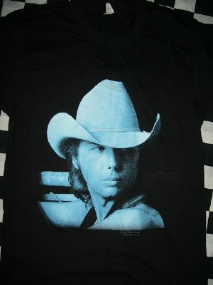 Dwight Yoakam T-Shirt 1991 Tour: L