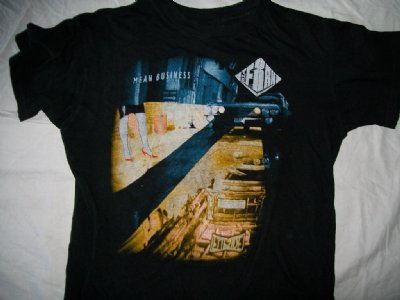 Firm Paul Rodgers US-Tour T-Shirt: M-