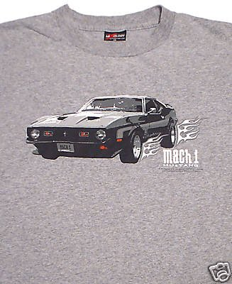 Ford Mustang Mach 1 T-Shirt XL