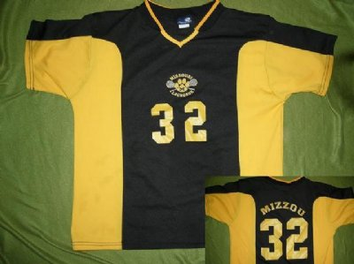 Lacrosse tröja Missouri Tigers #32: Medium
