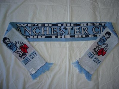 Manchester City Halsduk Piss on...