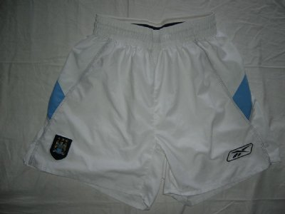 Manchester City Match shorts byxor: M