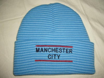 Manchester City Mössa retro