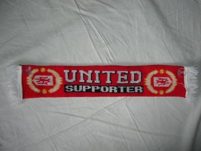 Manchester United Mini Halsduk