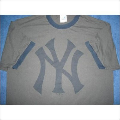 New York Yankees T-Shirt MLB Baseball: XL