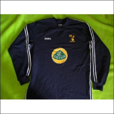 Norwich City FC : Official Merchandise tröja : Lotus : M